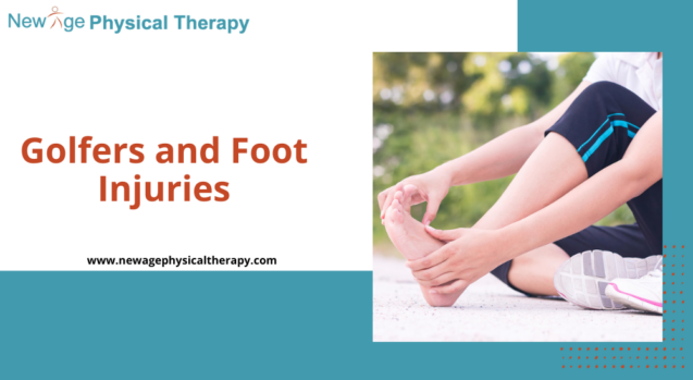 Golfers and Foot Injuries