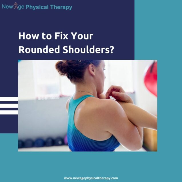 How to Fix Your Rounded Shoulders?