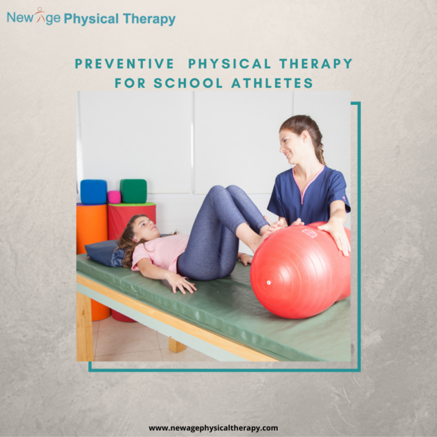 Preventive  Physical Therapy for School Athletes