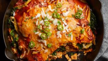 adobo-chicken-kale-enchiladas