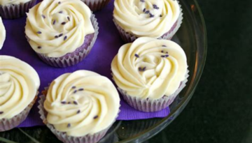 lavender-honey-cupcakes