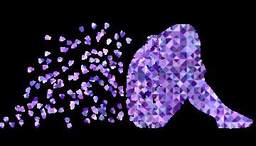 mental-health-scatter-purple