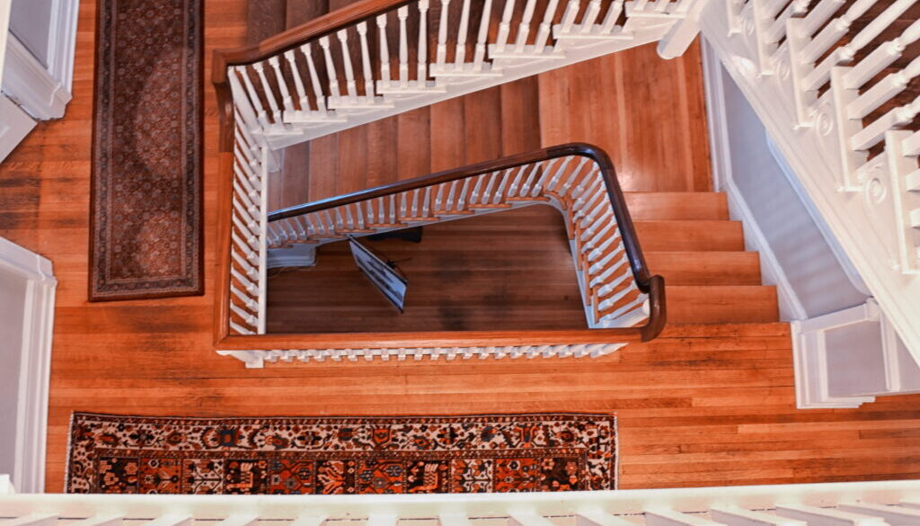 staircase-house