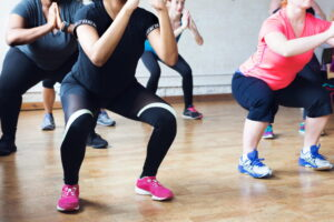 women-squat-workout
