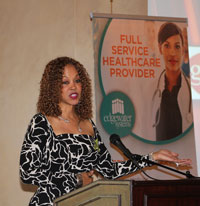Edgewater Speech Dr. Danita Johnson Hughes