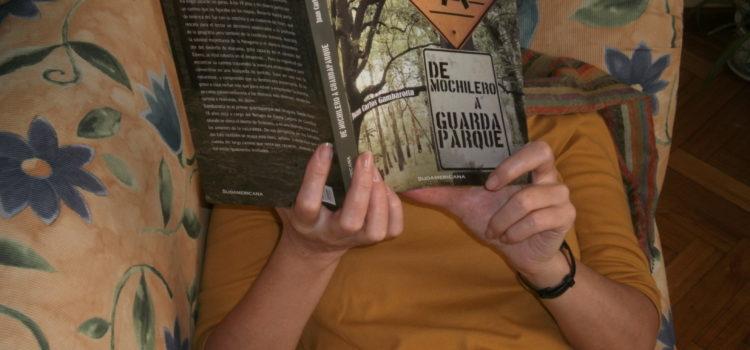 """Prólogo al libro de Juan Carlos Gambarotta: """"De mochilero a GUARDAPARQUE"""""""