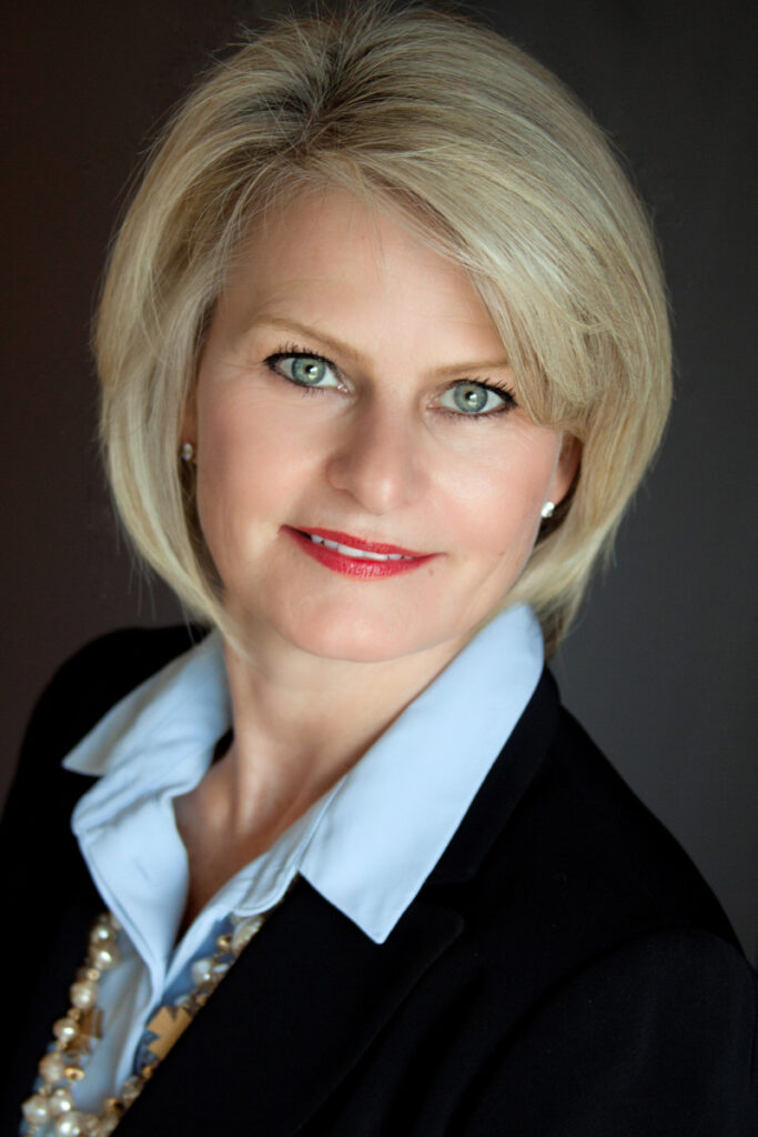 Deborah Young photo - headshot example