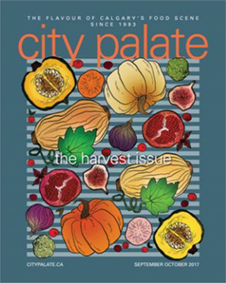 City Palate, guide to the good life in Calgary digital issue 2017 09-10