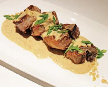 Calgary Palate, guide to the good life in Calgary 6 Quick Ways With 2019-01-02 Ginger Peanut Lamb Chops