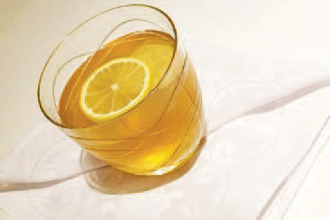 Calgary Palate, guide to the good life in Calgary 6 Quick Ways With 2019-01-02 Ginger, St.Germain Hot Toddy