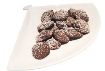 City Palate, guide to the good life in Calgary 6 Quick Ways With 2018 11 12 Chestnut Chocolate Drop Cookies