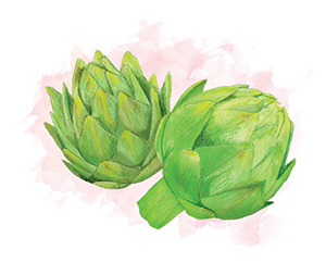City Palate, guide to the good life in Calgary eat this 2018-05-06 Artichokes