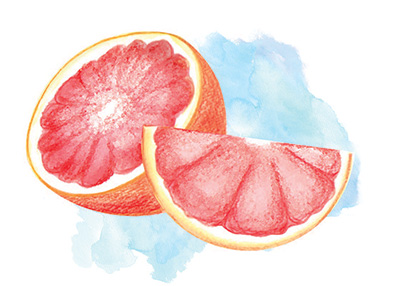 City Palate, guide to the good life in Calgary - eat this 2018-03-04 Grapefruit