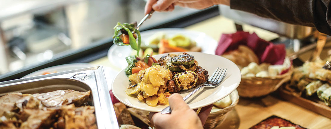 City Palate, guide to the good life in Calgary - restaurants and chefs 18 course sunday brunch anyone 2018-03-04 banner