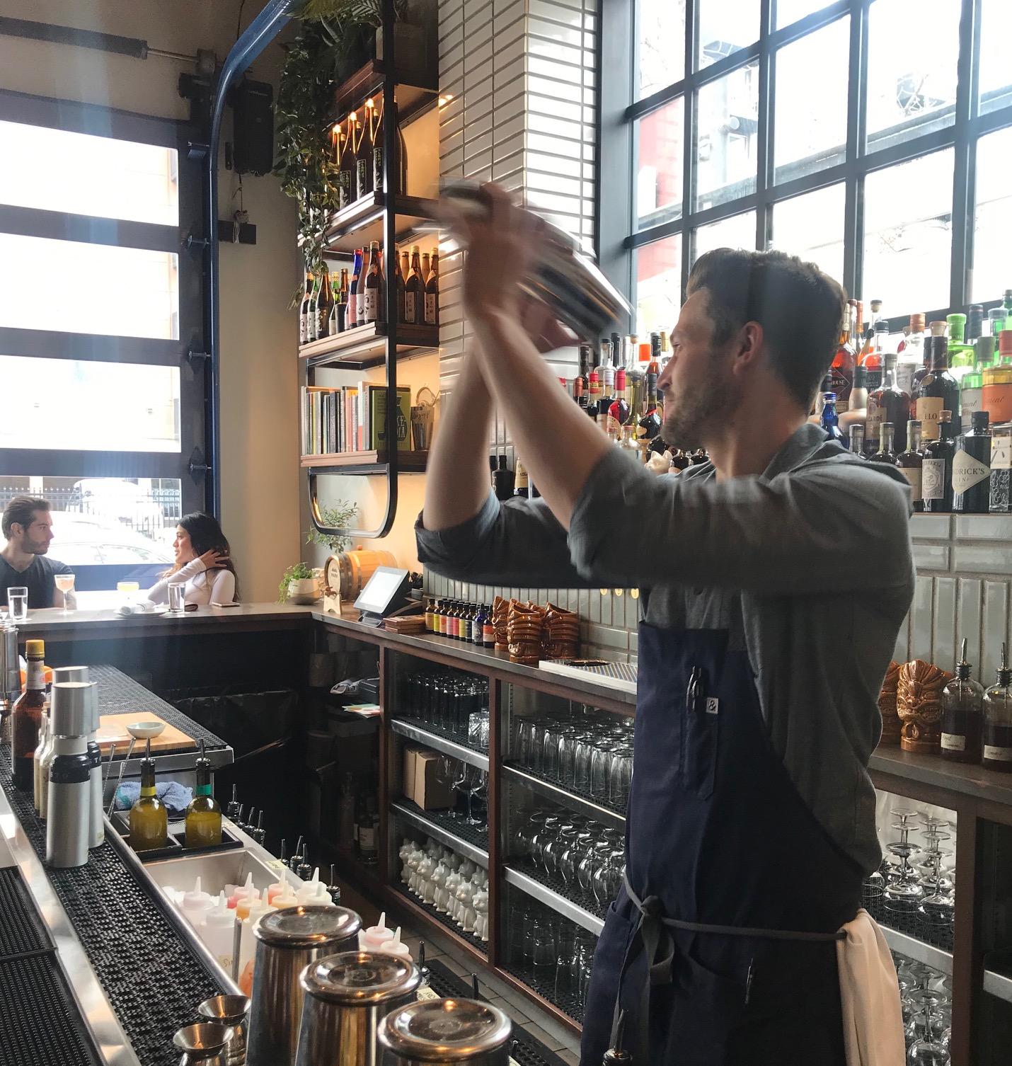 Lulu Bar, City Palate