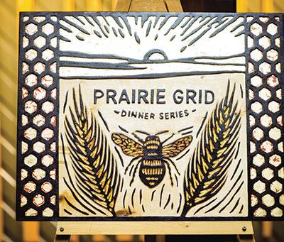 Eat North's Prairie Grid Dinner Series