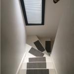cabin-staircase-catskills-mt-tremper-new-york