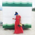 south-beach-miami-ootd-coral-dress