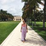 white-pink-dress-miami-beach-ootd