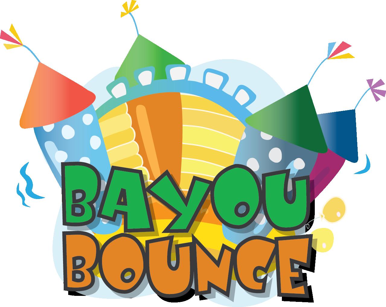 Bayou Bounce Logo