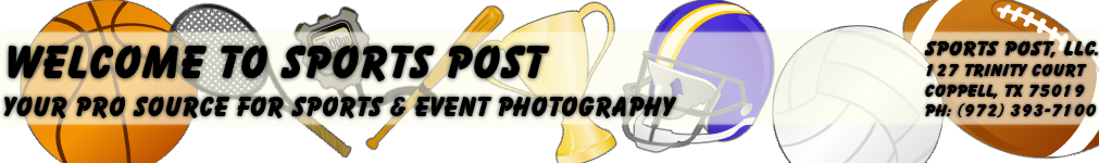 Sports Action Photography Logo
