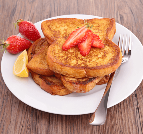 French-toast-with-strawberry