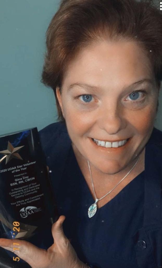 UOAA star volunteer of the year