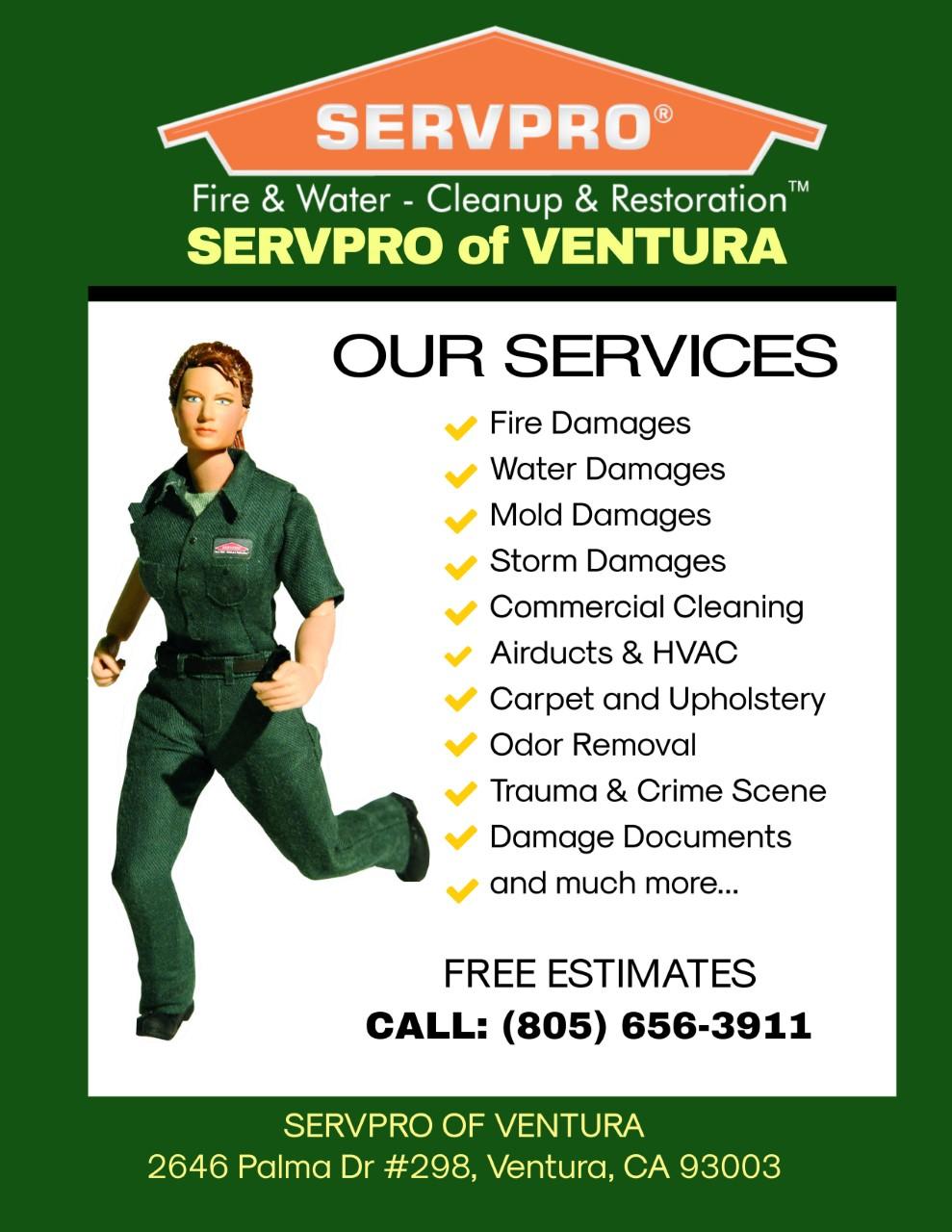 ServPro of Ventura