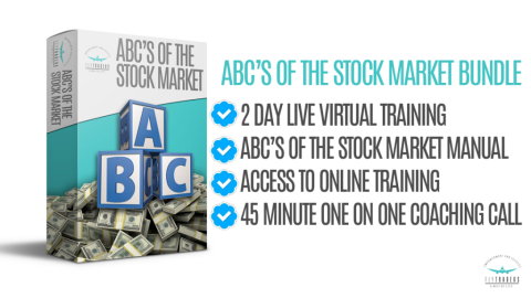 Win FREE ABC's of the StockMarket Bundle