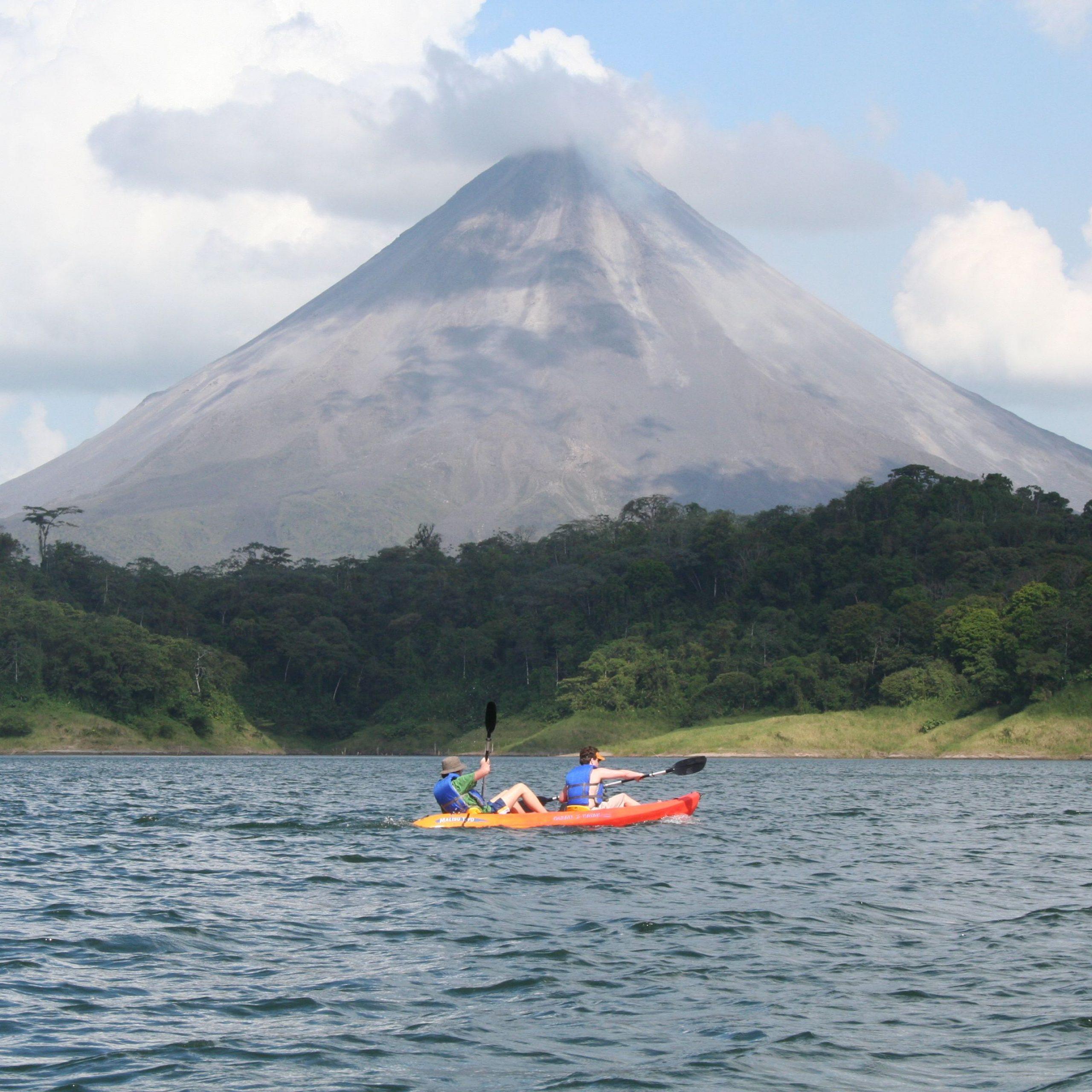 Visit to Lake Arenal
