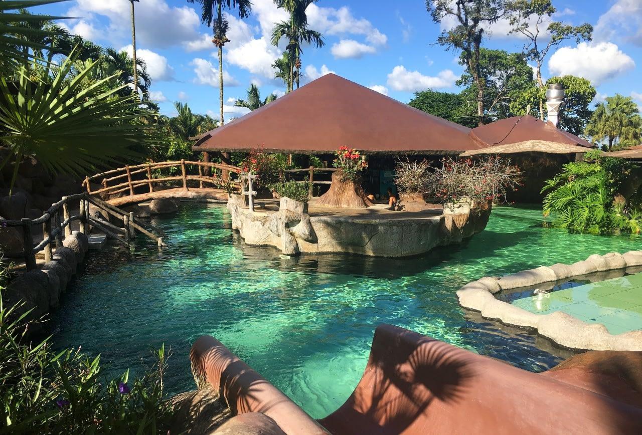 Spa Termal Los Lagos Hot Springs