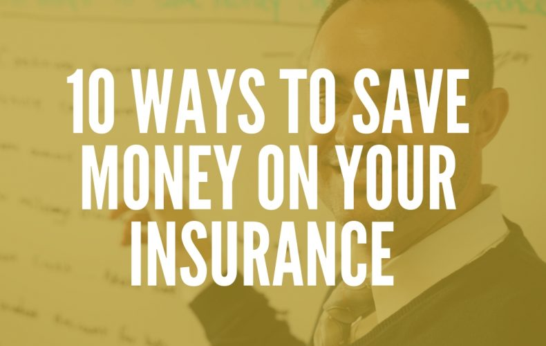 How To Save Money On Your Insurance In CT