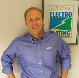 Chase Churchill, Jamestown Electro Plating