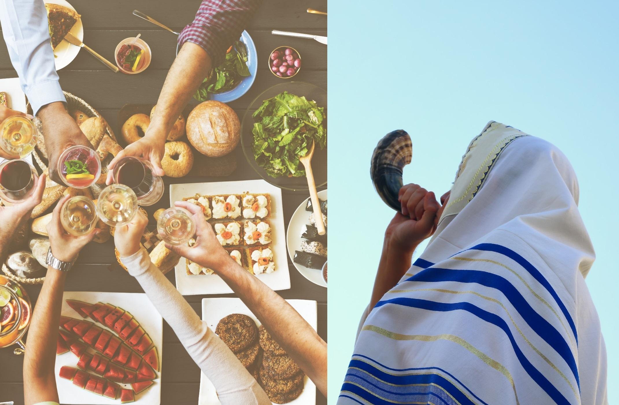 Yom Kippur Food