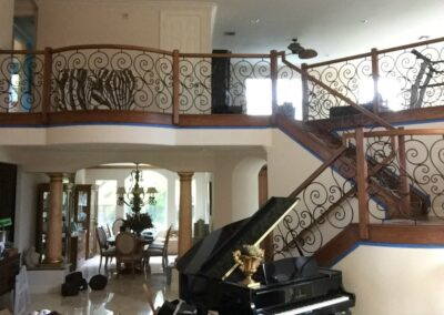Residential project at Davie