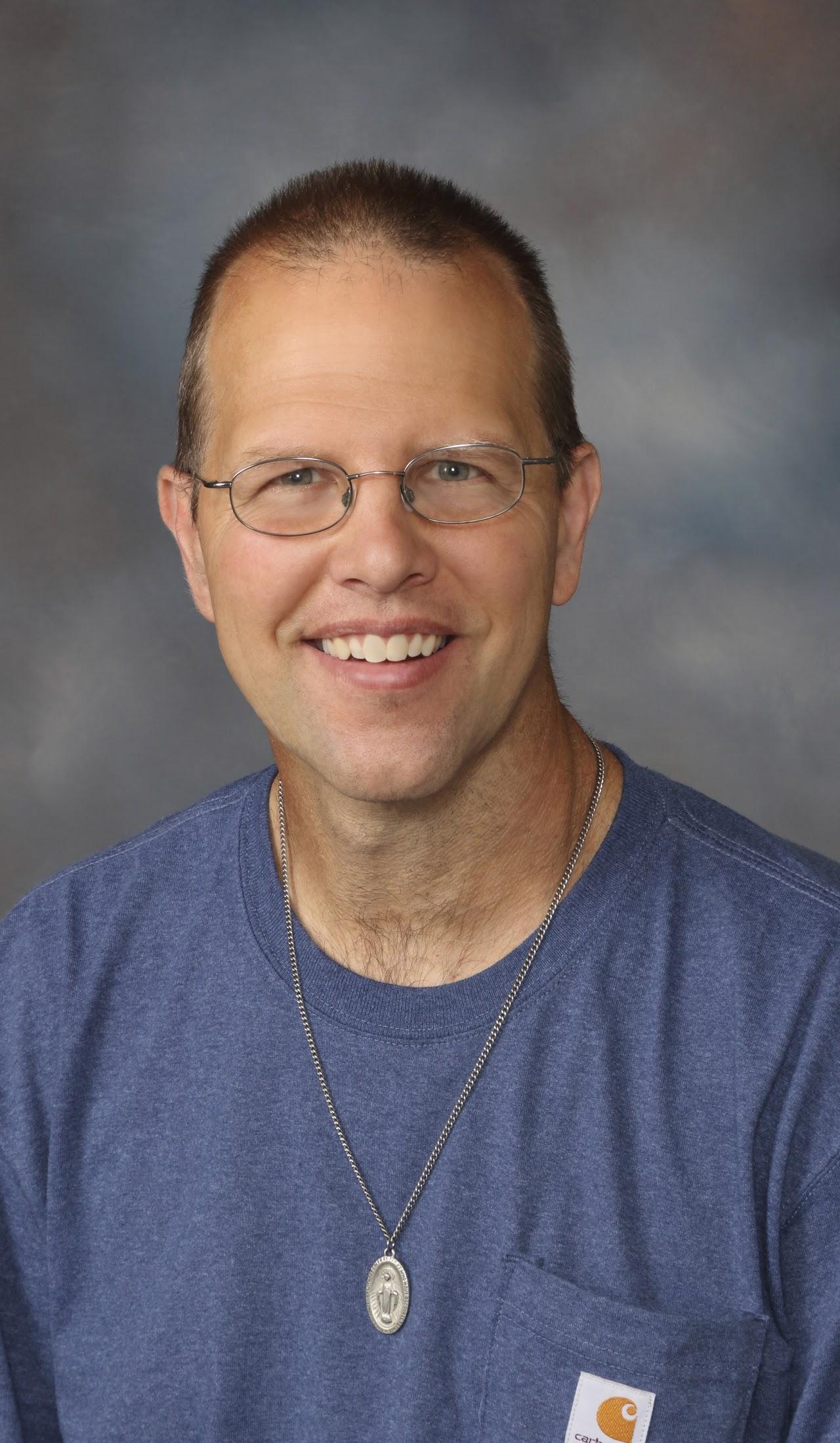 Deacon Nick Baus