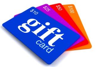 John Paul 2 Gift Cards
