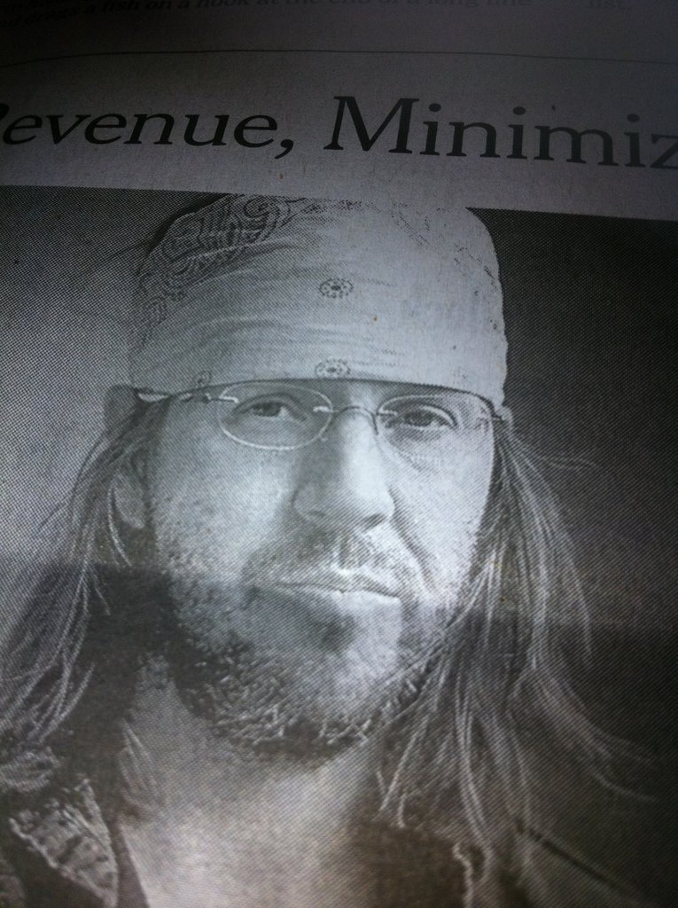 newspaper-photo-david-foster-wallace