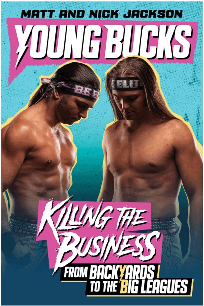 Young Bucks Book