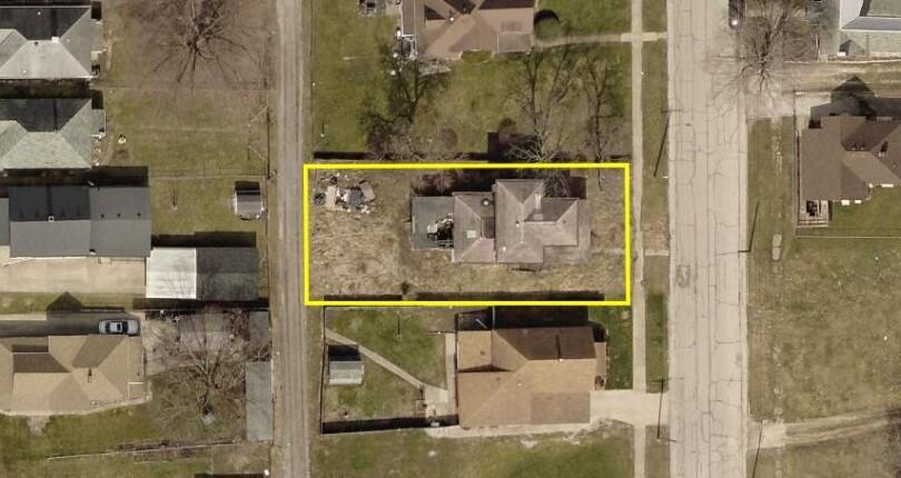 0.17 acre Danville, IL $5,000
