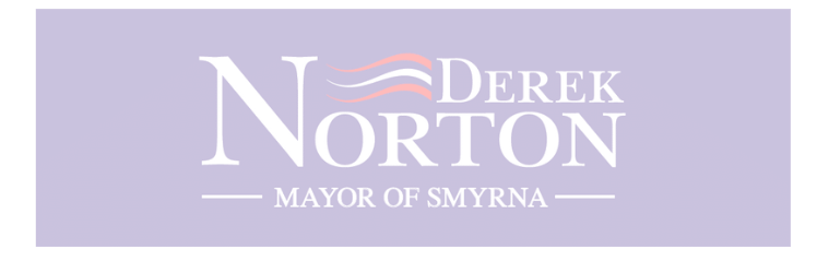 Early voting is Thanksgiving week Monday Nov. 25 – Wednesday Nov. 27 from 9am-5pm at the Smyrna Community Center. Election Day is Tuesday December 3rd from 7am-7pm at your regular polling location where you voted Nov. 5th. Laura and I thank you for your support!
