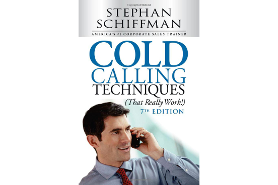 Book Review: Cold Calling Techniques That Really Work
