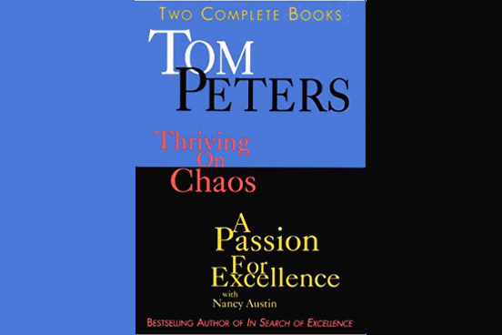 Thriving on Chaos with A Passion for Excellence