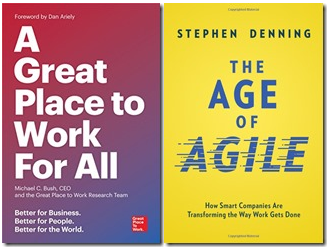 Mashup: A Great Place to Work for All   Age of Agile