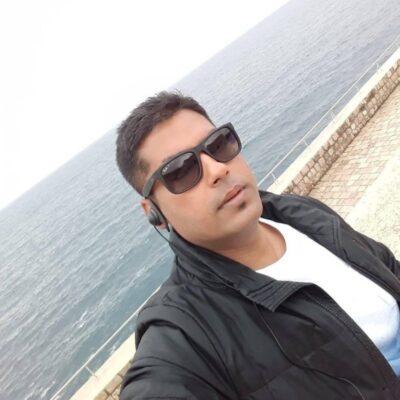 Navneet Kumar, Dabur