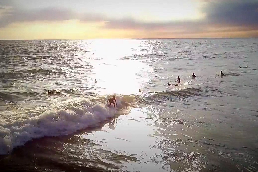 The Baja Surf Classic is Sunday, September 27, 2020