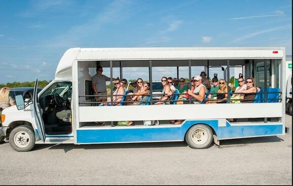 False Cape State Park & Back Bay Winter Tram Tours