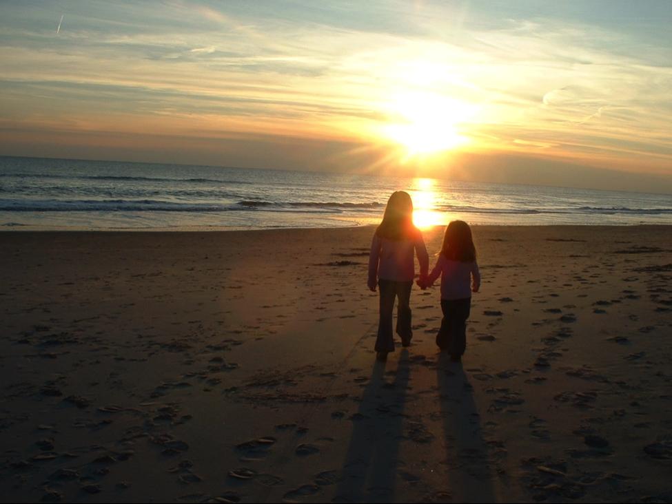 Opt Outside – Beach Walk is November 28, 2020