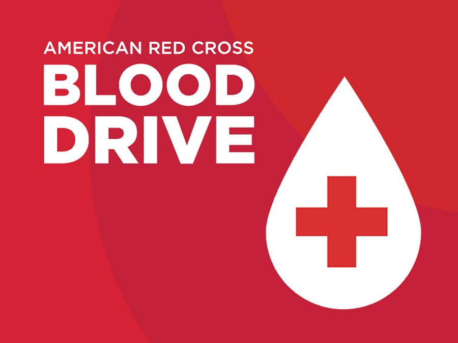 Red Cross Blood Drive on Tuesday, March 23rd, 2021