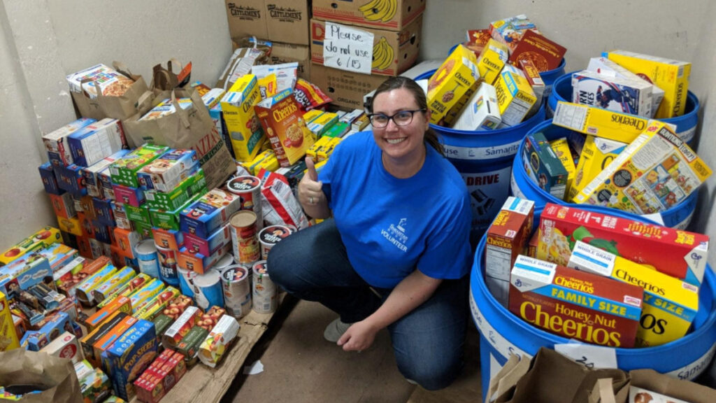 SBCL Food Drive is June 12th -13th